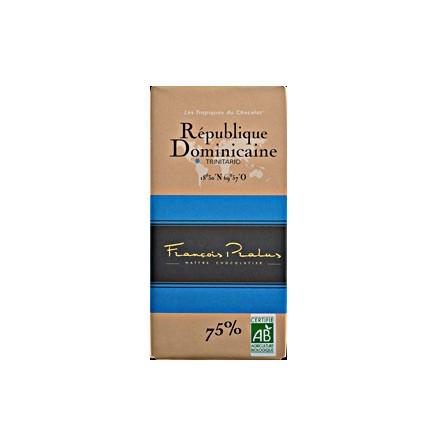 Chocolat de République Dominicaine bio