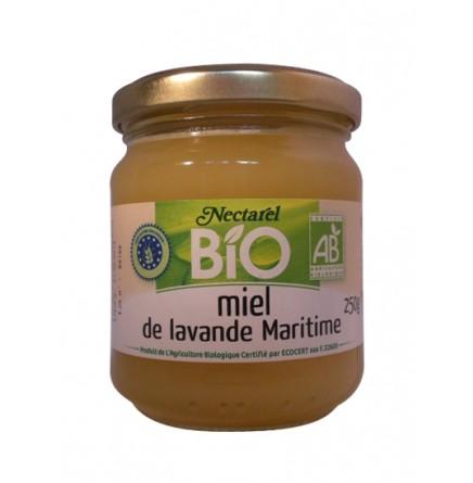 Miel de lavande maritime bio