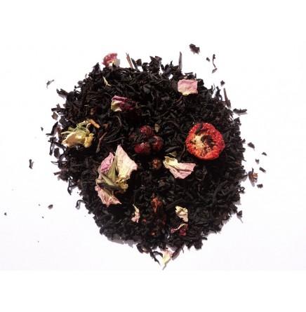 Thé Noir Baies Sauvages bio