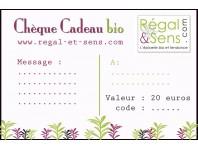 Chèque Cadeau Gourmand